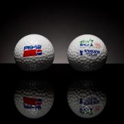 potisk golfových míčků tamponovým tiskem