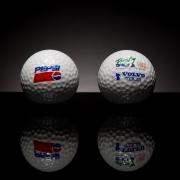 potisk golfové míčky